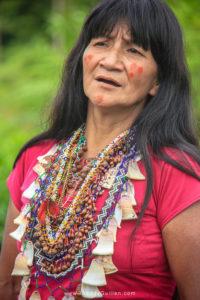 Mujer Awajn