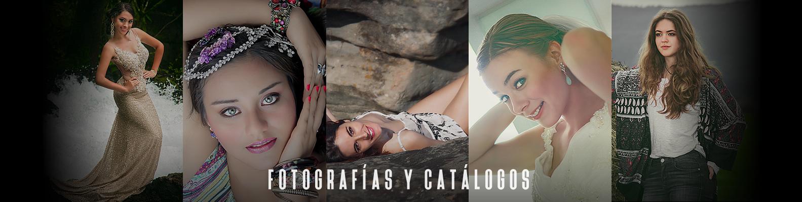 Fotografías y Catálogos
