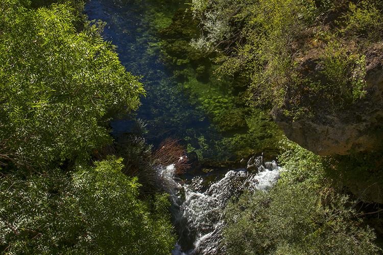 Alto Tajo río