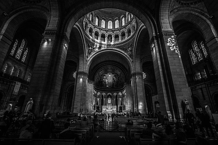 Paris religion