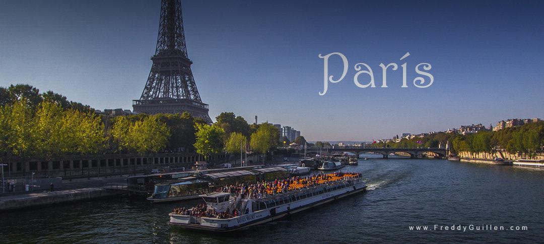 Sensaciones en París