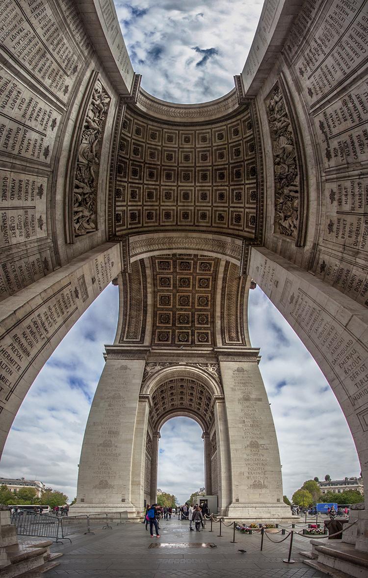 Arco del Triunfo Paris