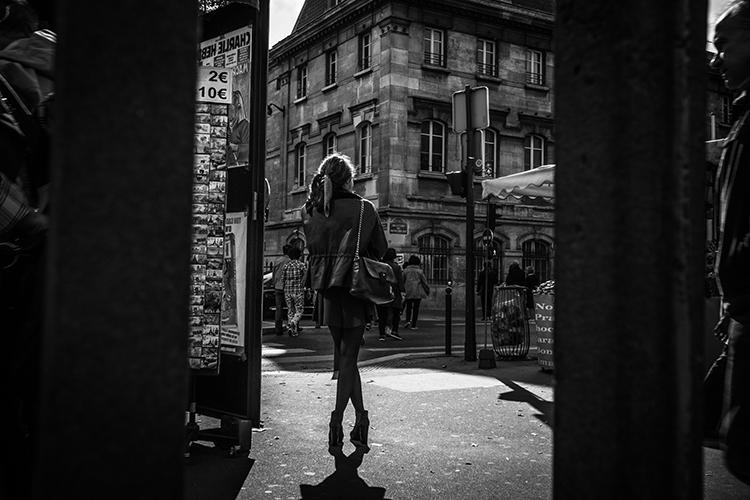 Mujer de Paris