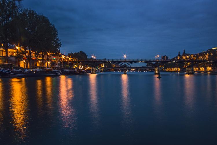 Paris nocturno