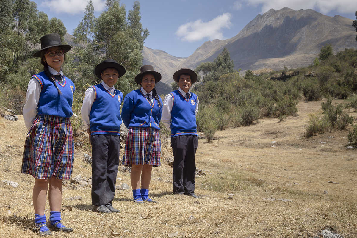 Colegio Juan Pablo Vizcardo y Guzmán - Ayacucho